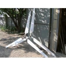 Лопасти для ветрогенератора 1.7м Стеклопластик