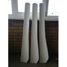 Лопасти для ветрогенератора 1.5м Стеклопластик композит
