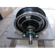 Генератор на неодимовых магнит 48v 96v 150v 50a  6кВт.