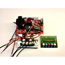 Контролер заряда ветрогенератора WindSanPro-50 + MPPT + Wi-fi повышающий без корпуса