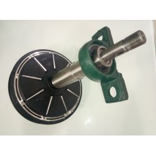 Генератор на неодимовых магнитах 12v 24v 40a 1.5 кВт.
