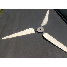 Лопасти для ветрогенератора 1.5м