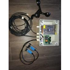 Трекер для солнечной панели SOLARSAN-GPS мастер в корпусе