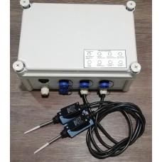 Трекер для солнечной панели SOLARSAN-GPS слейв в корпусе