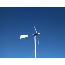 Ветрогенератор 1500w 48в + токосъемник