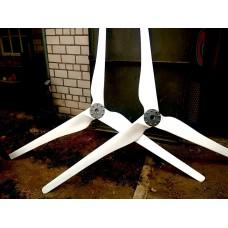 Лопасти для ветрогенератора 1.3м Стеклопластик композит