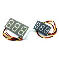 Вольтметр переменного тока iRMS 1.0